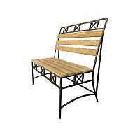 Скамейка парковая стиле LOFT (Street Bench - 43)