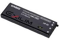 Аккумулятор Casio NP-50 (Digital)
