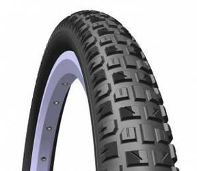 "Шини для велосипеда ""Rubena"" 24"" V92 X-CALIBER Classic 24""x1,75х2 (47x507)"