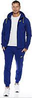 Спортивный костюм Nike, темно-синий, ф3115