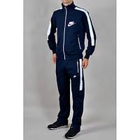 Спортивный костюм Nike, темно-синий, ф3139