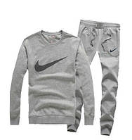 Спортивный костюм Nike серый, хлопок, индонезия, ф3354