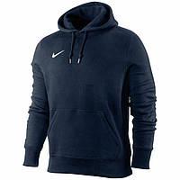 Теплый спортивный костюм, костюм на флисе Nike, темно-синий, ф3393