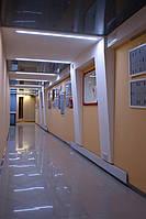 Электрическое отопление коридора в стоматологической «Клиника Заблоцкого» г. Львов, ул. Коперника, 20 8
