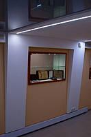 Электрическое отопление коридора в стоматологической «Клиника Заблоцкого» г. Львов, ул. Коперника, 20 5