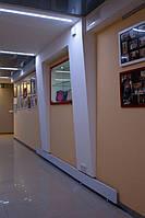 Электрическое отопление коридора в стоматологической «Клиника Заблоцкого» г. Львов, ул. Коперника, 20 7