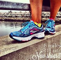 Ты еще не бегаешь? У тебя просто нет лучших кроссовок для бега Saucony Guide 7