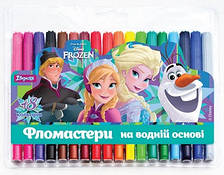 Фломастери 18 кол.Frozen