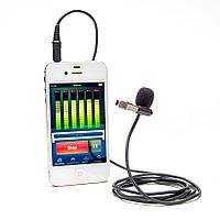 Петличный микрофон Azden EX-503i 1.2 м для IOS и Android смартфонов (EX-503i)