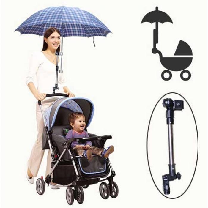 Держатель зонта для детской коляски