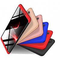 Защитный чехол 360 градусов для Huawei Honor Note 10 (выбор цвета)