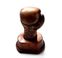 Боксерская перчатка из шоколада