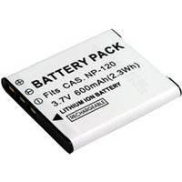 Аккумулятор Casio NP-120 (Digital)