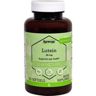 Vitacost Synergy Lutein + Zeaxanthin FloraGLO® Lutein 20 mg 120 РК