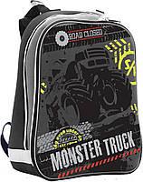"""Ранец каркасный Н-12 """"Muster Truck"""", 36*32*14.5см"""