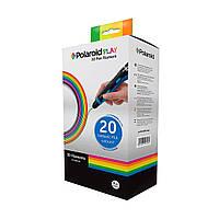 Нити Polaroid 1.75мм PLA для 3D ручки Play и Fast Play 20 цветов 20x5M (3D-FP-PL-2500-00)