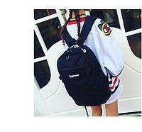 Рюкзак Supreme Madrid (черный) 25 л., фото 1