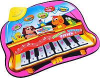 Музыкальный коврик Пианино YQ2957
