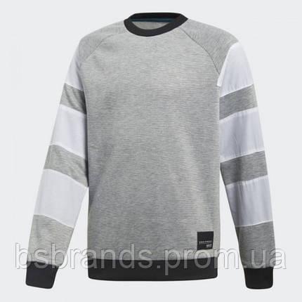 Джемпер adidas EQT CREW J(АРТИКУЛ:CF8539), фото 2