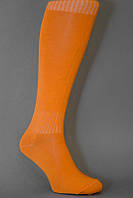 Футбольные гетры, оранжевые