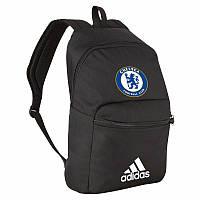 Рюкзак Челси, Chelsea, Adidas, Адидас, черный