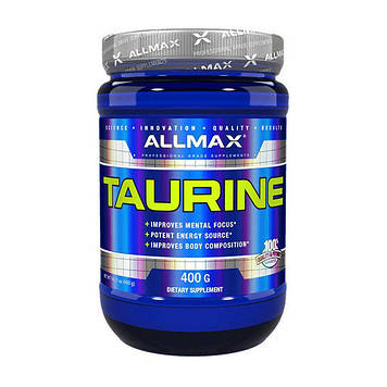Taurine (400 g, pure) All Max Nutrition