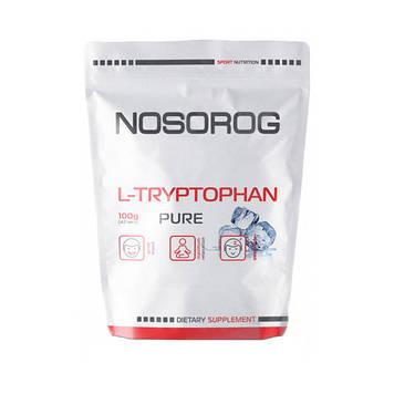 Аминокислоты Л Триптофан Носорог / Nosorog Nutrition L-Tryptophan 2400 мг 100 г