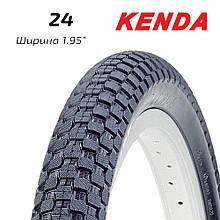 Вело покришка Kenda k-905 24 1.95