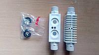 Переходник-адаптер для промывки пластинчатого теплообменника.