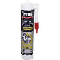 Герметик Tytan силиконовый универсальный прозрачный 280 мл