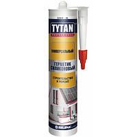 Герметик Tytan силиконовый универсальный белый 280 мл