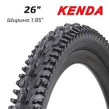 Велосипедная покрышка Kenda 26  1.95 k-837