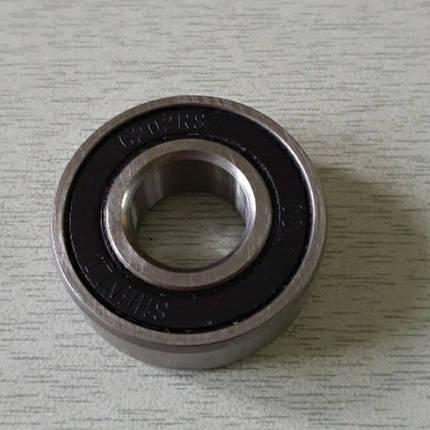 Подшипник 6202 редуктора мотоблока под ВОМ, фото 2