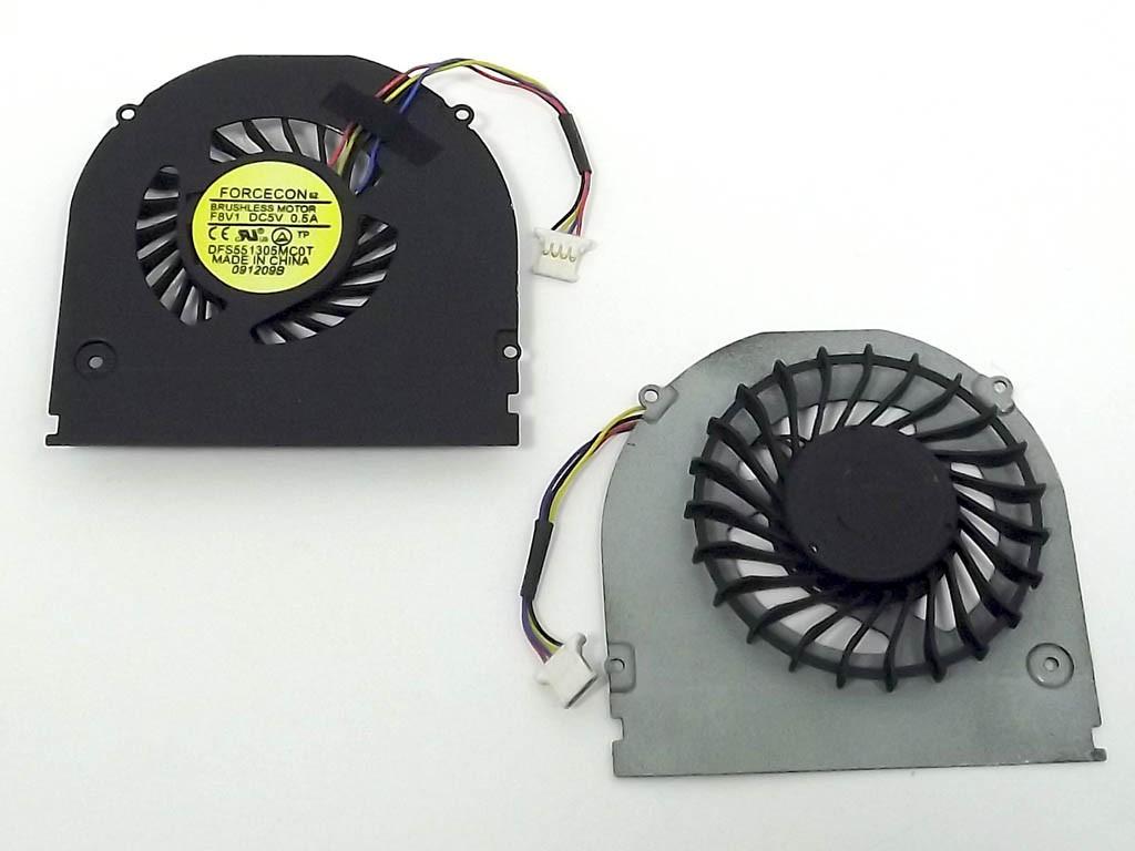 Вентилятор (кулер) для Acer Aspire 3935, 3935G (mg55150v1-q030-s99). 4 Pin.