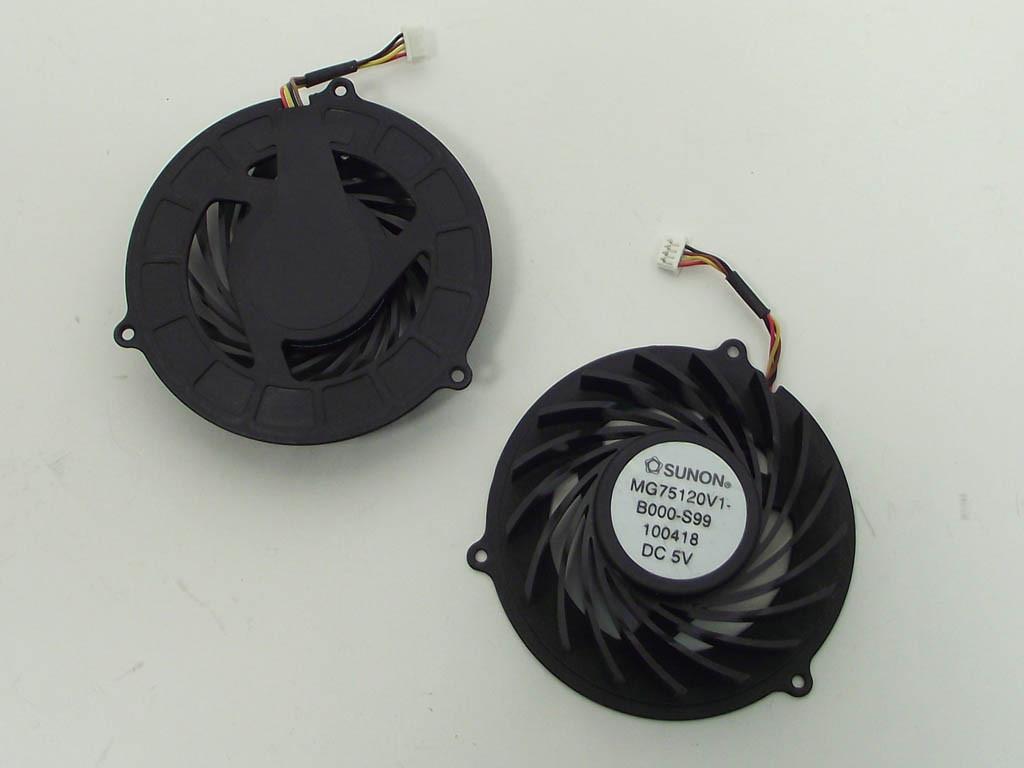 Вентилятор (кулер) для Acer Aspire 5950, 5950G (5MG75120V1-B000-S99, 60.RA502.002)