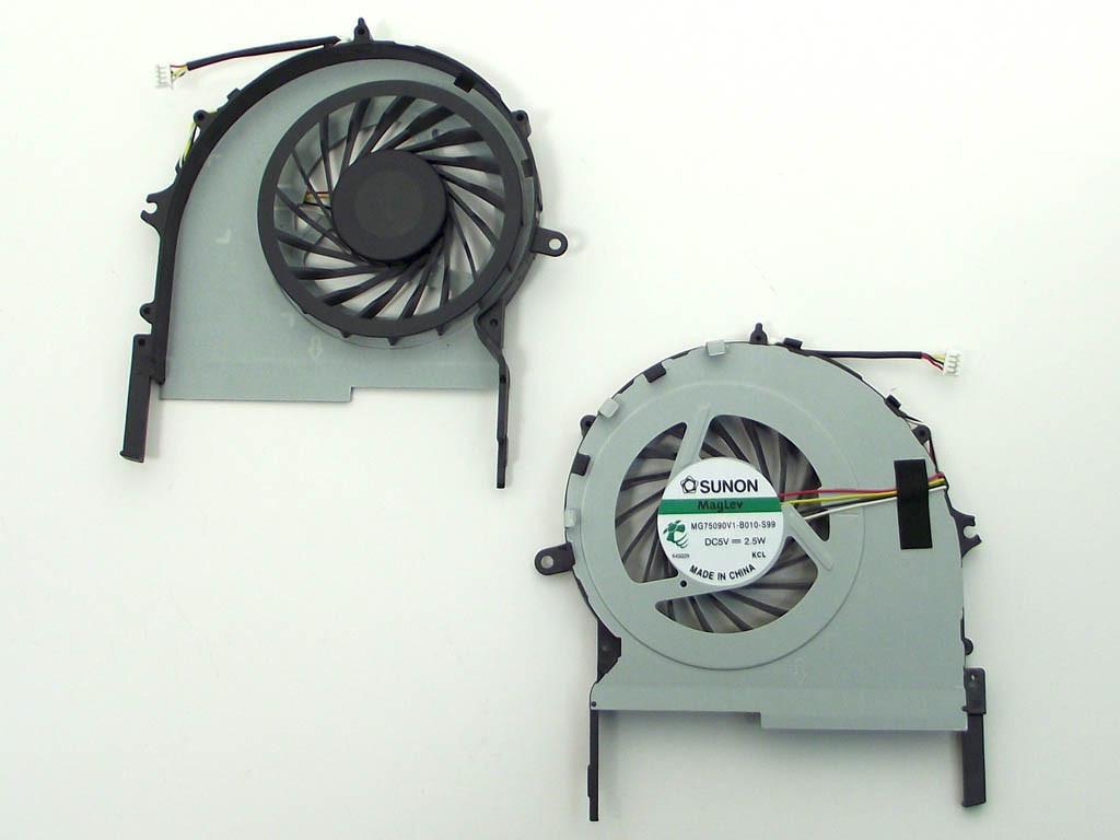 Вентилятор (кулер) для Acer Aspire 7745, AS7745, 7745G, AS7745G (MG75090V1-B010-S99)