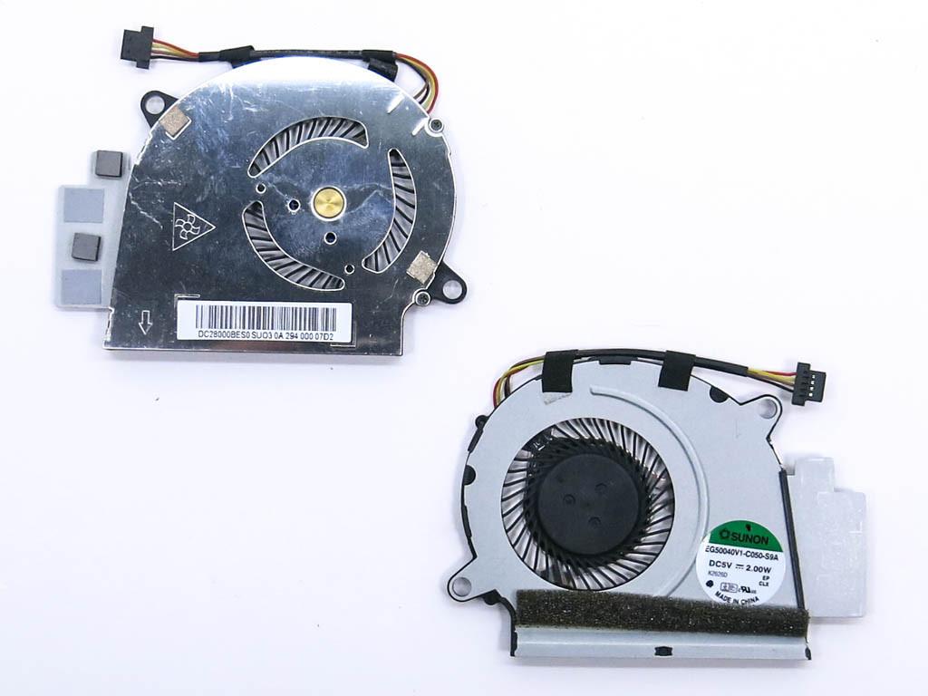 Вентилятор (кулер) для Acer Aspire S5-371, S5-371T, SF514-51 (23.GCHN2.001)