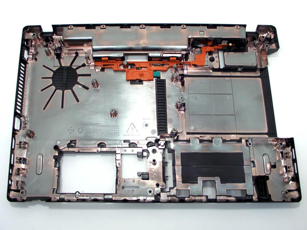 Корпус для ноутбука Acer Aspire 5750, 5750G, 5750Z, 5750ZG (Нижняя крышка (корыто)). (AP0HI0004000,