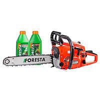 Бензопила Foresta FA-38S (штіль 180) + масло 68204000
