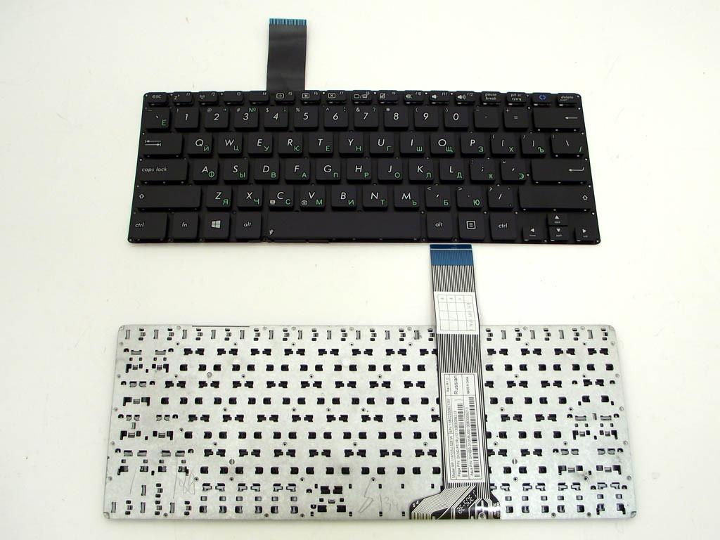 Клавиатура для ноутбука Asus VivoBook S300, S300C, S300CA, S301LP, S301LA, Q301, Q301LA, Q301L, X302LJ ( RU