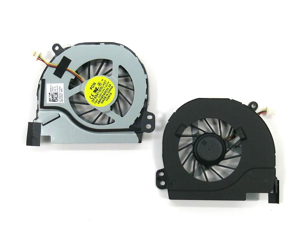 Вентилятор (кулер) для Dell Inspiron 14R 5420, i5420, 7420, VOSTRO 3460 (DFS551305MC0T, MF7512V1-C120-G99,