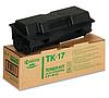 Картридж Kyocera TK-17 для принтера Kyocera  FS-1000, FS-1010, FS-1050 совместимый