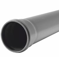 Труба канализационная внутренняя Evci Plastik PPR 110х1,8мм длина 1м