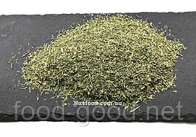 Укроп зелень сушеный премиум, 100г