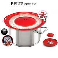 Кухонная крышка Spill Stopper, крышка Невыкипайка (Спилл Стоппер)