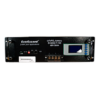 Аккумулятор литиевый EVEREXCEED EV4850-T-15D (48V/50Ah LCD), фото 3
