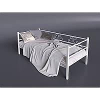 Диван-кровать Тенеро Самшит Белый