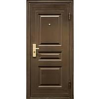 Дверь входная Y1S36C50 2050х960х65 мм правые