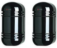 Оптический ИК-извещатель Hikvision DS-PI-D30/FM, ИК барьер - 2 луча с выбором частоты, 30 метров
