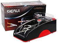 Машинка Slim 7мм Gerui 12-005 электрическая для набивки гильз